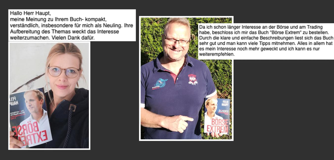 Felix Haupt Kritik